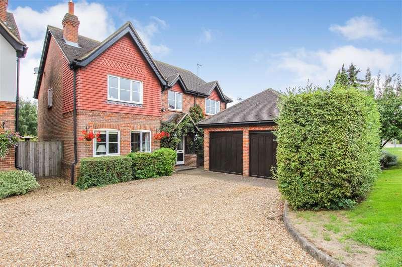 4 Bedrooms Detached House for sale in Tilsworth Road, Stanbridge, Leighton Buzzard, LU7 9JA