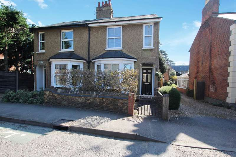 2 Bedrooms Semi Detached House for sale in Heath Road , Leighton Buzzard