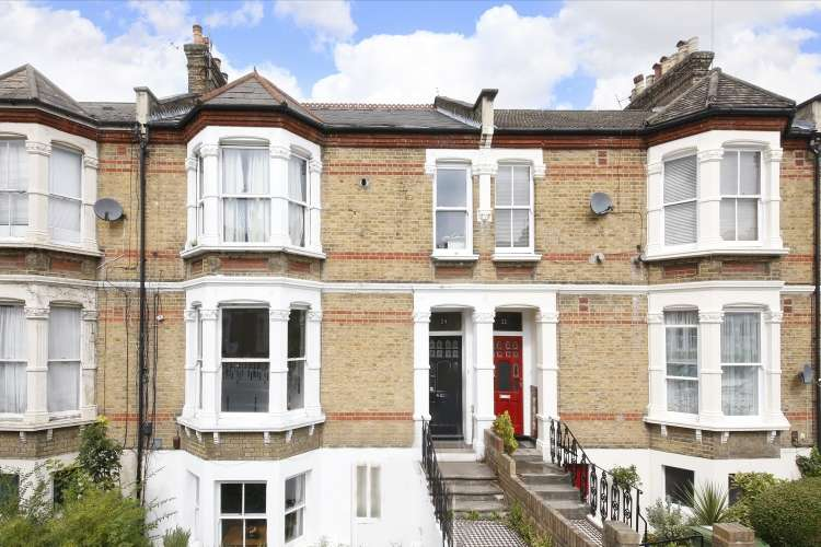 1 Bedroom Flat for sale in Musgrove Road London SE14