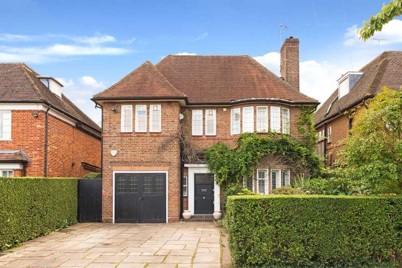 5 Bedrooms Detached House for sale in Kingsley Way, Hampstead Garden Suburb