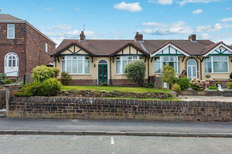 2 Bedrooms Semi Detached Bungalow for sale in Holloway, Runcorn