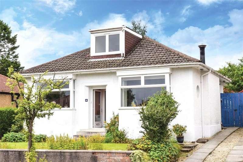 3 Bedrooms Detached Bungalow for sale in Drumlin Drive, Milngavie