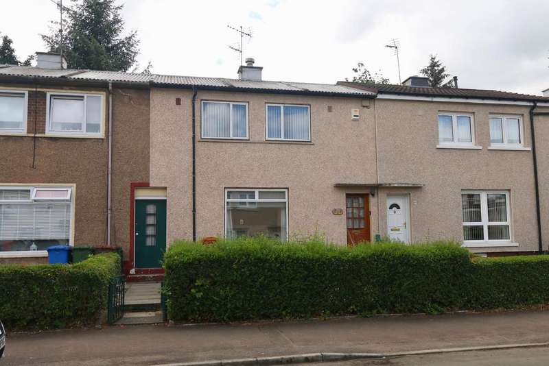 3 Bedrooms Terraced House for sale in 59 Stoneside Drive Glasgow G43 1JF