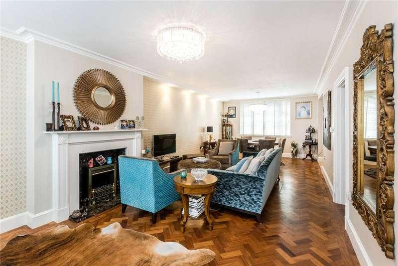 3 Bedrooms Maisonette Flat for sale in Bryanston Mews West, London