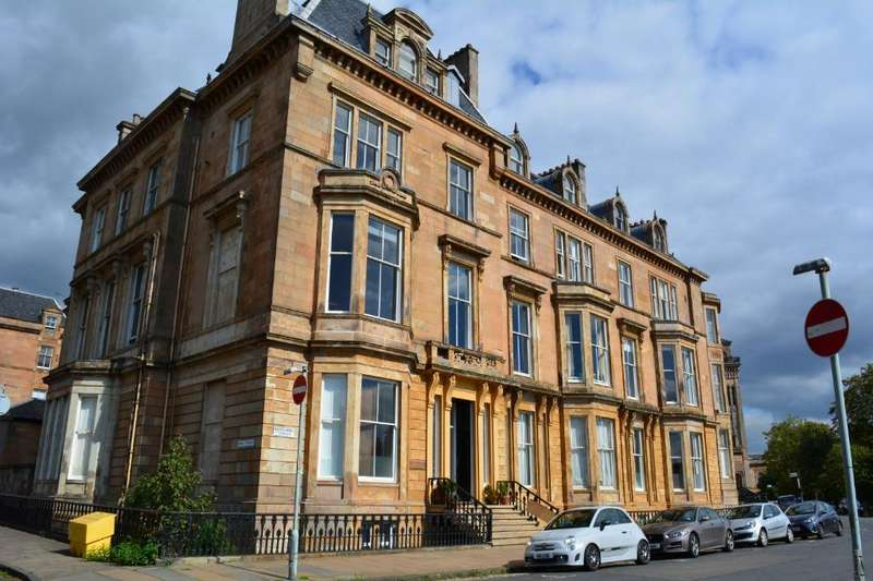 2 Bedrooms Flat for sale in Woodlands Terrace, Flat 15, Park District, Glasgow, G3 6DF