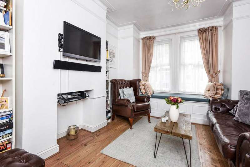 4 Bedrooms Terraced House for sale in College Road, Colliers Wood