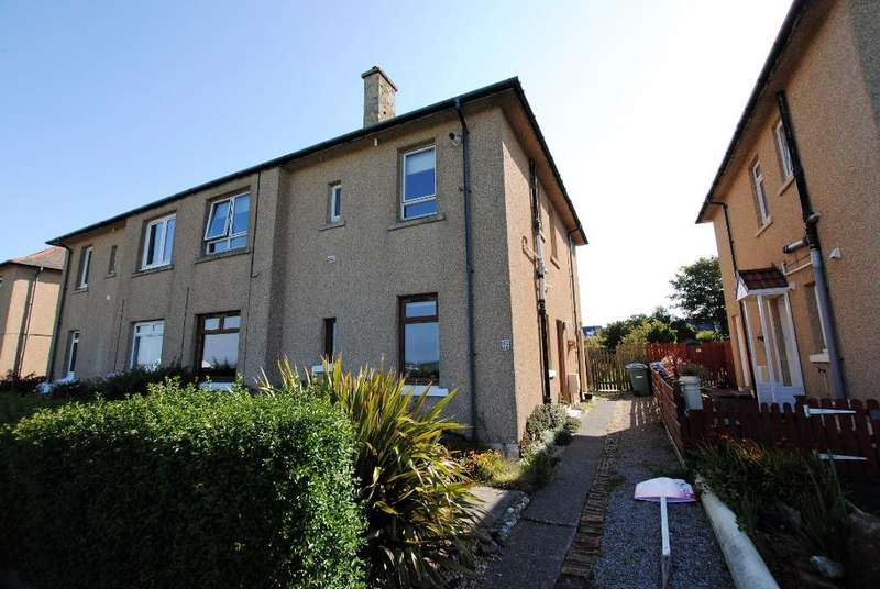2 Bedrooms Flat for sale in North Shore Road, Troon, South Ayrshire, KA10 6RA