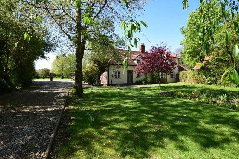 3 Bedrooms Detached House for sale in Boxted, Colchester