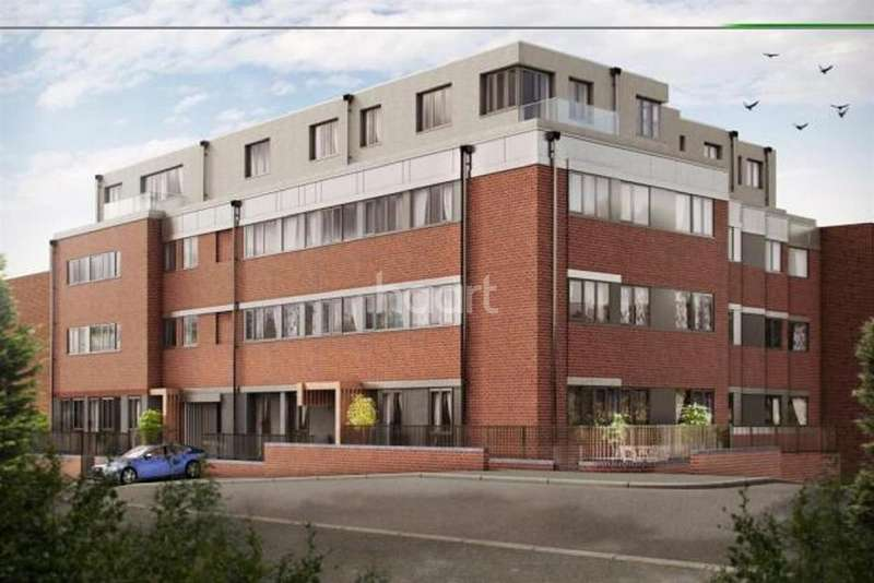 1 Bedroom Flat for sale in 17-21 Napier House, Luton