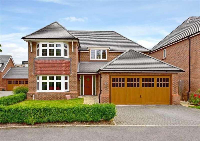 4 Bedrooms Detached House for sale in 10, Havisham Drive, Compton, Wolverhampton, WV3
