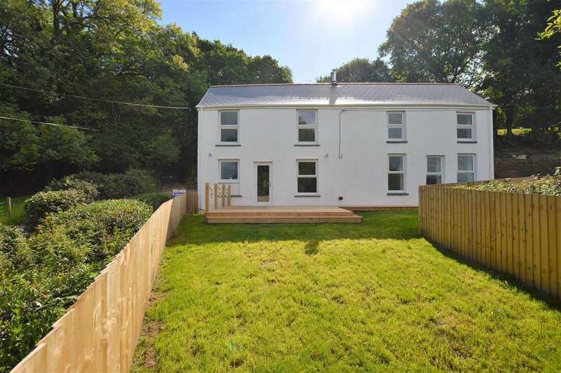 3 Bedrooms Detached House for sale in Colonel Road, Betws