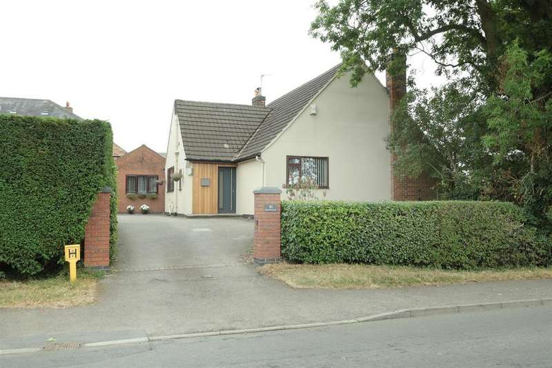 4 Bedrooms Detached House for sale in Stretton Lane, Houghton-On-The-Hill, Leicester