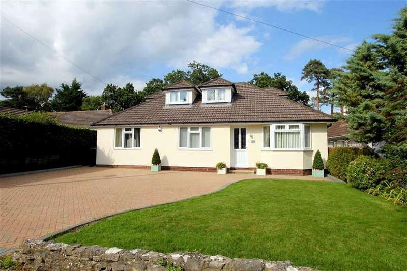 4 Bedrooms Chalet House for sale in Smugglers Lane North, Highcliffe, Christchurch, Christchurch, Dorset