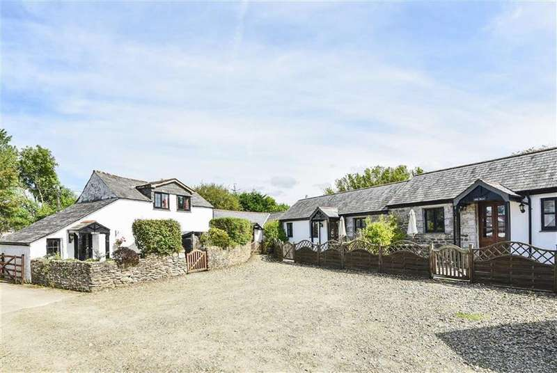 3 Bedrooms Detached House for sale in St. Breward, Bodmin, Cornwall, PL30