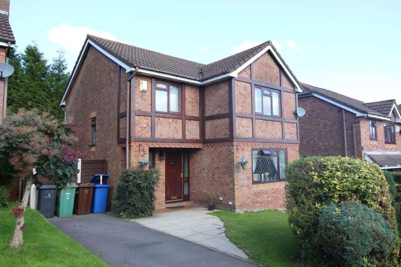 4 Bedrooms Detached House for sale in Claybank Drive, Tottington, Bury, BL8