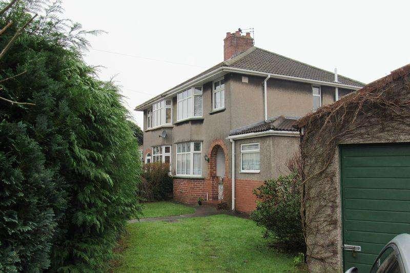 3 Bedrooms Semi Detached House for sale in Alderton Road, Bristol