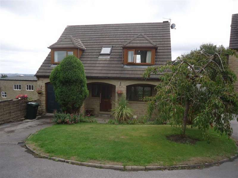 3 Bedrooms Detached House for sale in Lea Court, Bradford, West Yorkshire, BD7