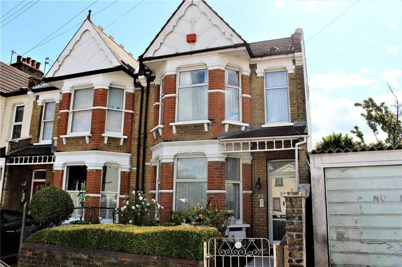4 Bedrooms Terraced House for sale in Elvendon Road London