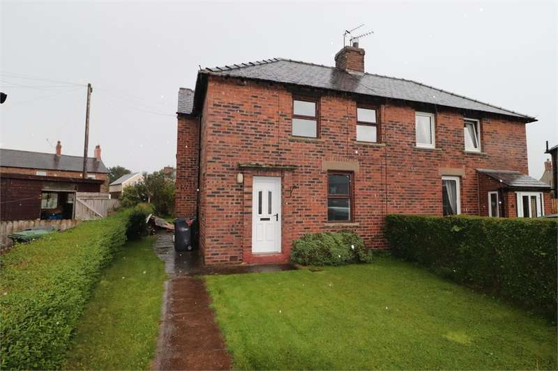 3 Bedrooms Semi Detached House for sale in CA4 8QH Cairn Crescent, Corby Hill, CARLISLE, Cumbria