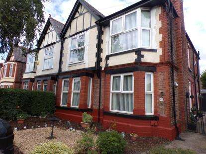 5 Bedrooms Semi Detached House for sale in Borough Road, Birkenhead, Merseyside, CH42