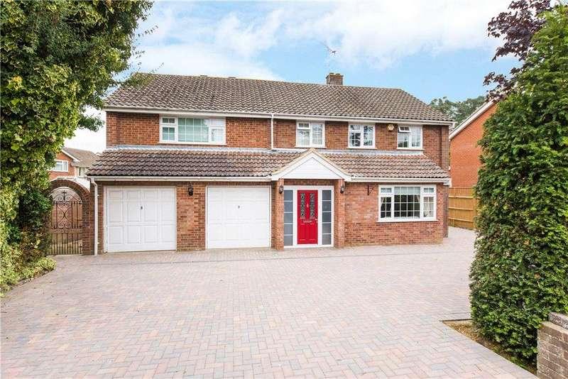 4 Bedrooms Detached House for sale in Creswick Meadow, Aylesbury, Buckinghamshire