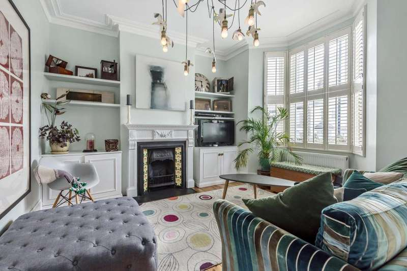 4 Bedrooms Terraced House for sale in Underhill Road, East Dulwich