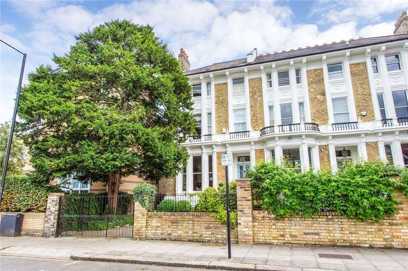 4 Bedrooms Semi Detached House for sale in St. Albans Road, Dartmouth Park, NW5