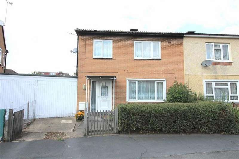 3 Bedrooms Semi Detached House for sale in Cromwell Drive, Slough, Berkshire