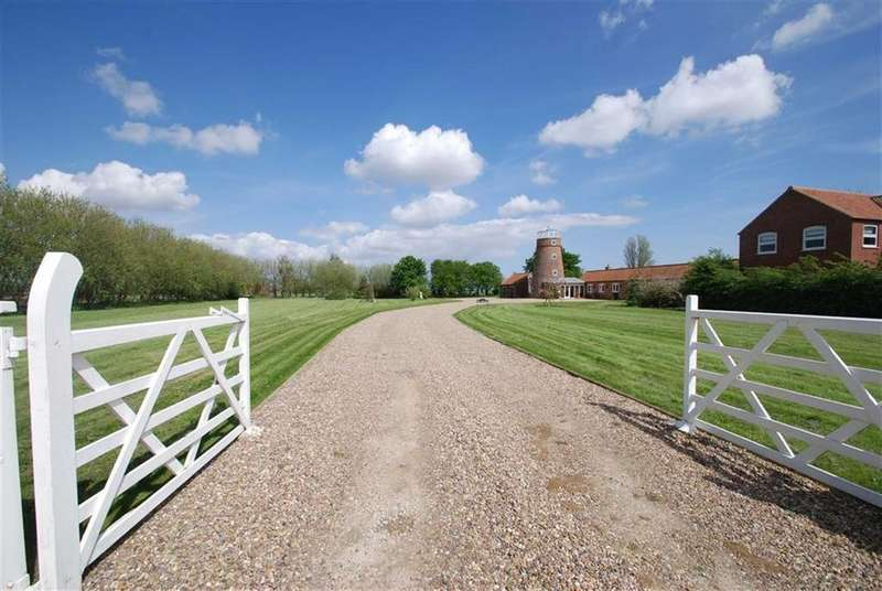 4 Bedrooms Unique Property for sale in Mill Lane, Boston, Lincs