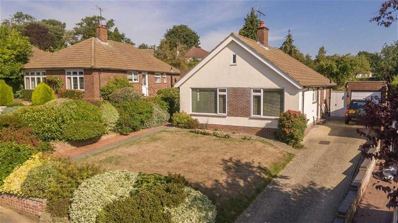 3 Bedrooms Detached Bungalow for sale in The Ridgeway, Hitchin, SG5