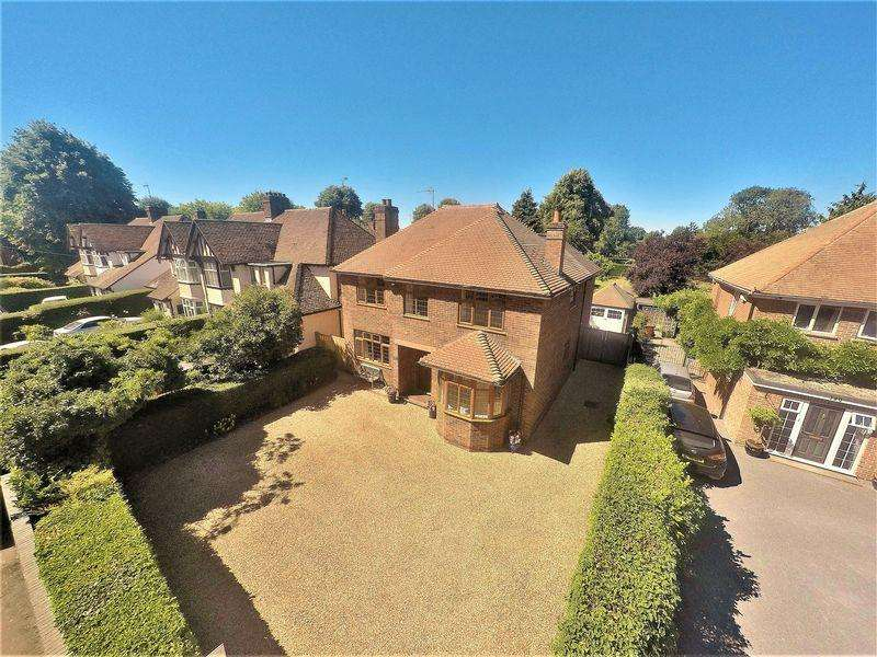 4 Bedrooms Detached House for sale in 124 Oxford Road, Banbury