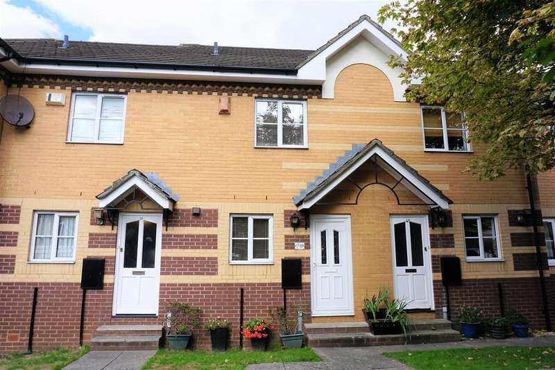 2 Bedrooms Terraced House for sale in The Stepping Stones, St. Annes Park, Bristol