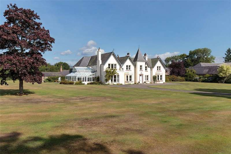 7 Bedrooms Farm Commercial for sale in Whole - Craigeassie, Forfar, Angus, DD8