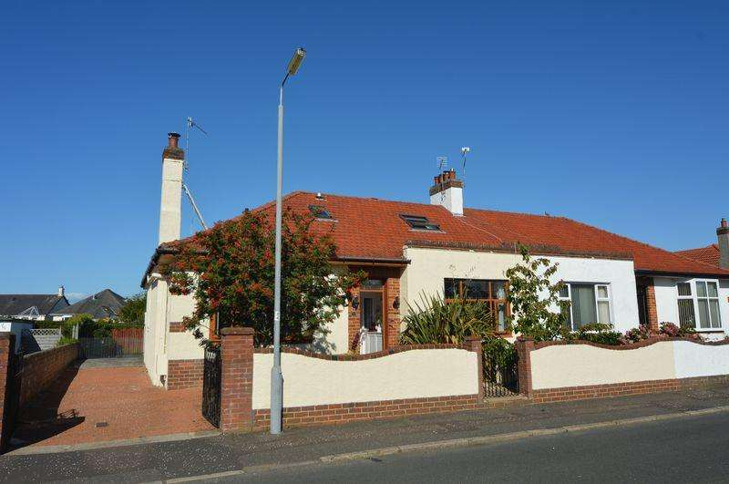 3 Bedrooms Semi Detached Bungalow for sale in Bellevale Avenue, Ayr