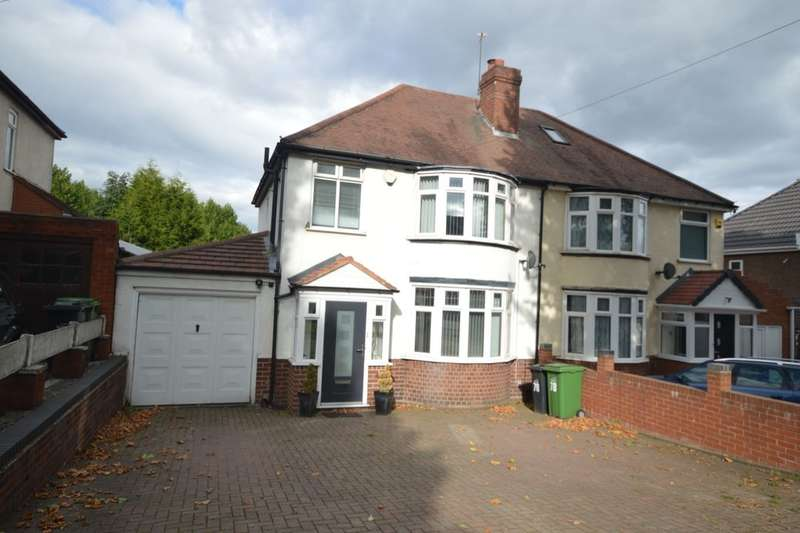 3 Bedrooms Semi Detached House for sale in The Broadway, Dudley, DY1