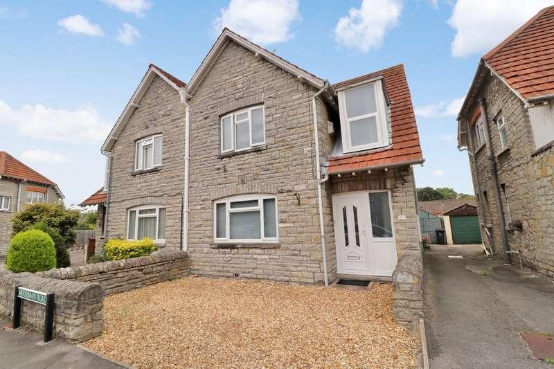 3 Bedrooms Semi Detached House for sale in Merriman Road, Street