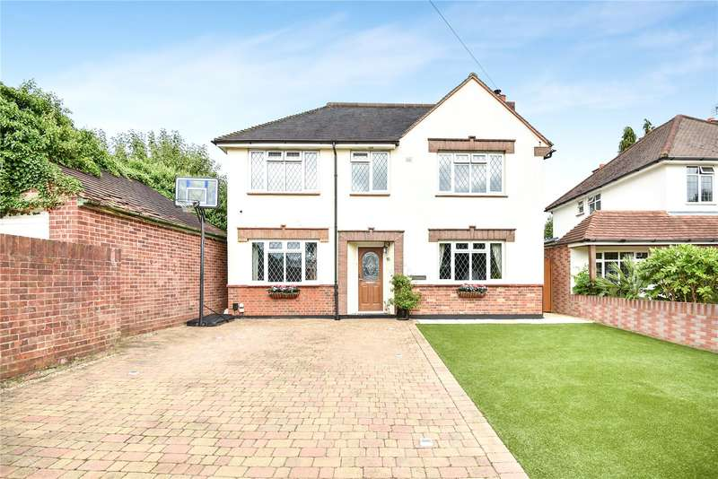 5 Bedrooms Detached House for sale in Woodstock, The Hermitage, Uxbridge, Middlesex, UB8