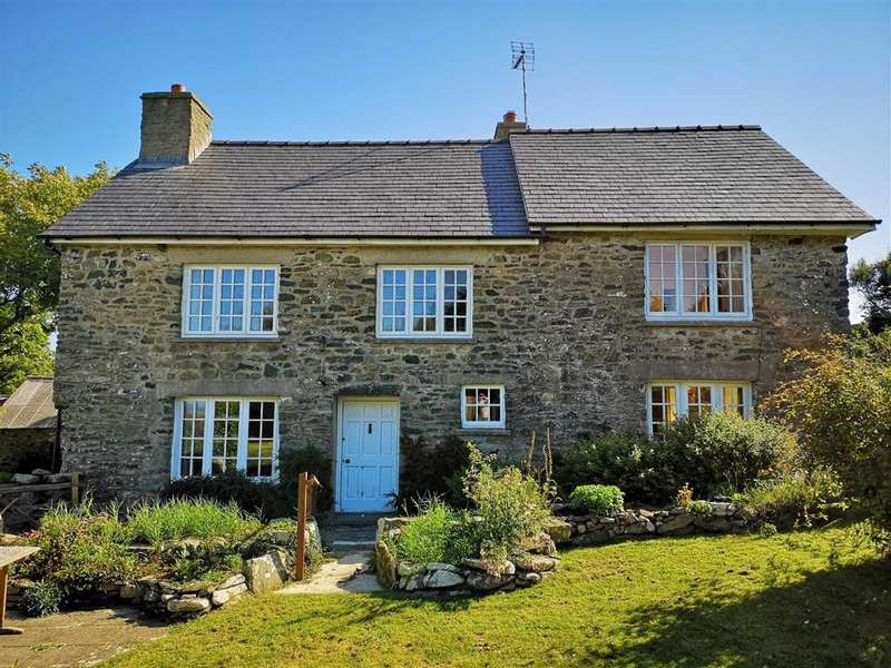 4 Bedrooms House for sale in Llanwnda, Goodwick