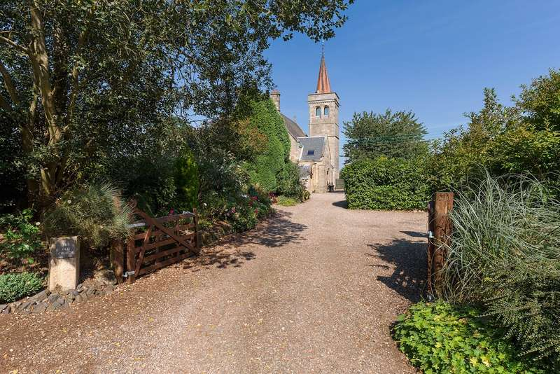 5 Bedrooms Detached House for sale in Church House, Bow Of Fife, Cupar, Fife, KY15