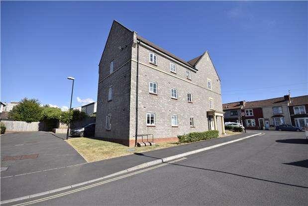 2 Bedrooms Flat for sale in Mallard Close, Speedwell, BRISTOL, BS5 7TW