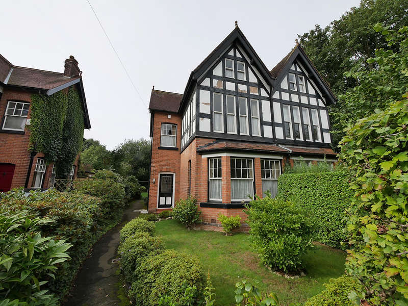 6 Bedrooms Semi Detached House for sale in St Johns Road, Knutsford
