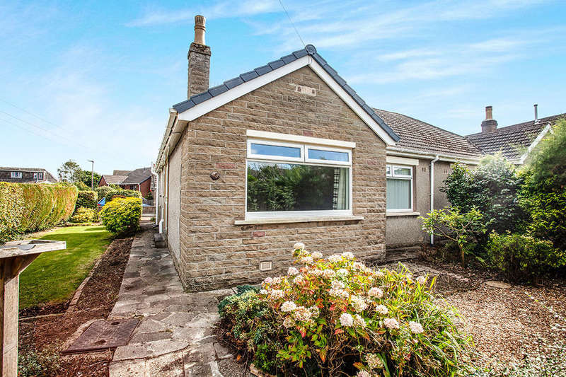 2 Bedrooms Semi Detached Bungalow for sale in Manor Road, Slyne, Lancaster, LA2