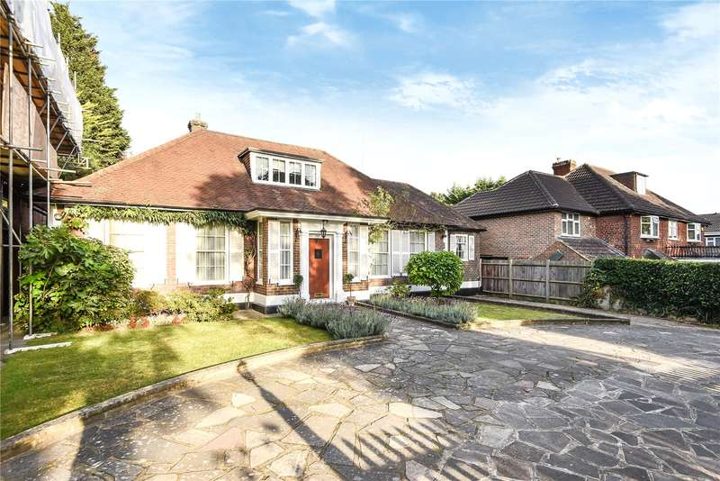 4 Bedrooms Detached Bungalow for sale in Bellfield Avenue, Harrow, Middlesex, HA3