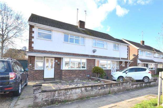 3 Bedrooms Semi Detached House for sale in Loggon Road, Basingstoke, Hampshire