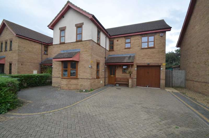5 Bedrooms Detached House for sale in Downs Barn