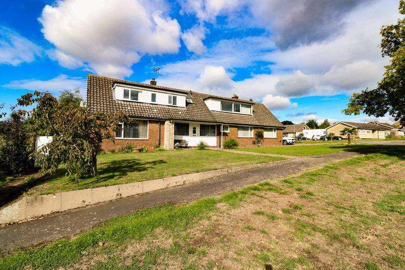 7 Bedrooms Detached Bungalow for sale in Gillity Close, Walsall