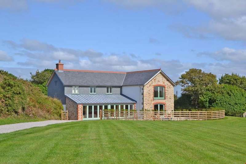 5 Bedrooms Detached House for sale in St Agnes, Nr. Truro, Cornwall