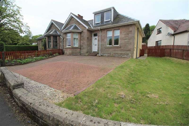 3 Bedrooms Semi Detached Bungalow for sale in Broomberry Drive, Gourock