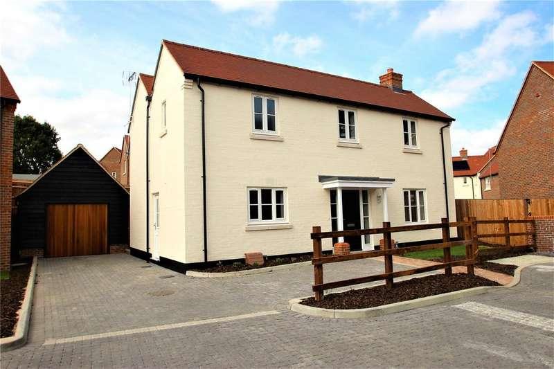 4 Bedrooms Detached House for sale in The Maltings Millers Brook, Farnham Road, Sheet, Petersfield