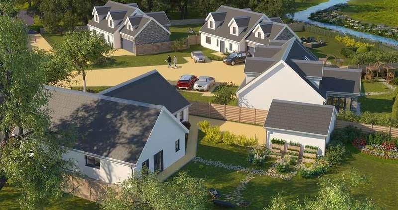 4 Bedrooms Detached Bungalow for sale in Meadowbank Gardens, Wellbank, Monifieth, Broughty Ferry, Dundee